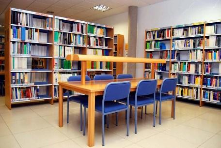 bilblioteca  consejeria