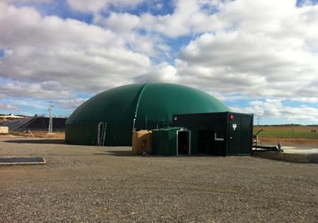 biogas extremadura
