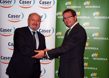 Caser e iberdrola firman un acuerdo para la contrataci n - Caser seguros atencion al cliente ...