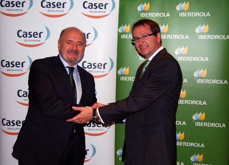 Acuerdo Iberdrola-Caser