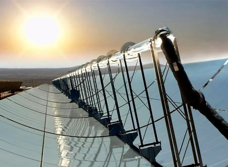 Concentrated-Solar-Power