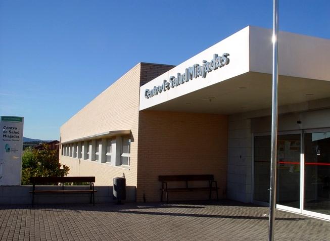 centro salud miajadas