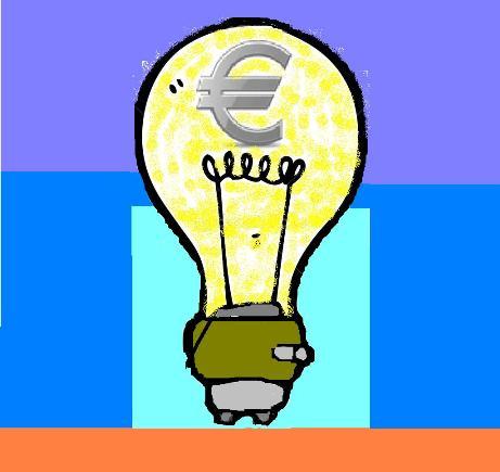 bombilla euro