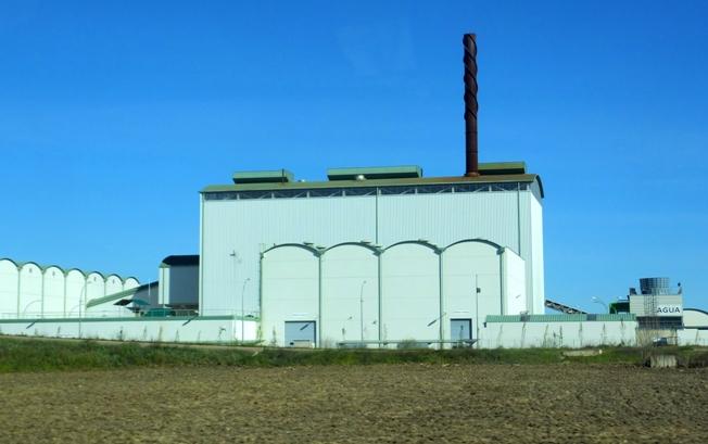 biomasa miajadas
