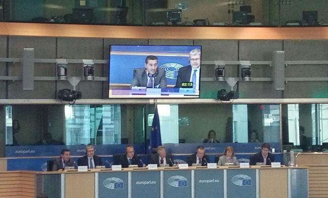 AgenexParlamentoEuropeo