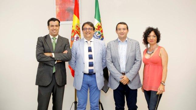 2018-07-17- Firma Iberdrola Junta Extremadura