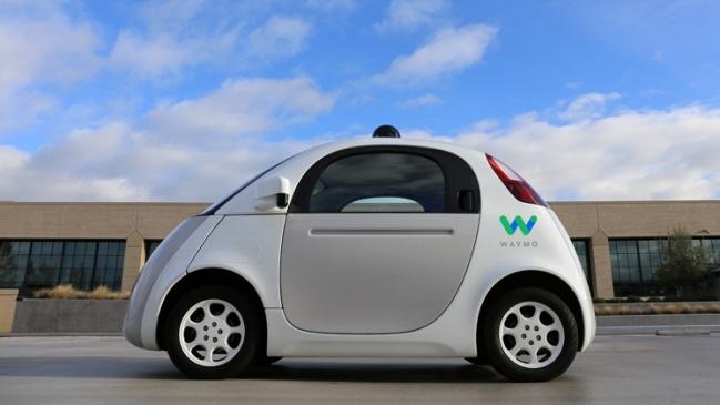 Waymo_El coche autónomo desarrollado por Google