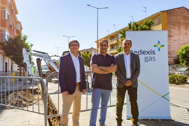 redexis gas extremadura