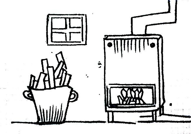 estufa pellets