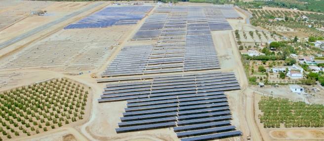 ALTERENRSUN Planta fotovoltaica en Gibraleón (Huelva)