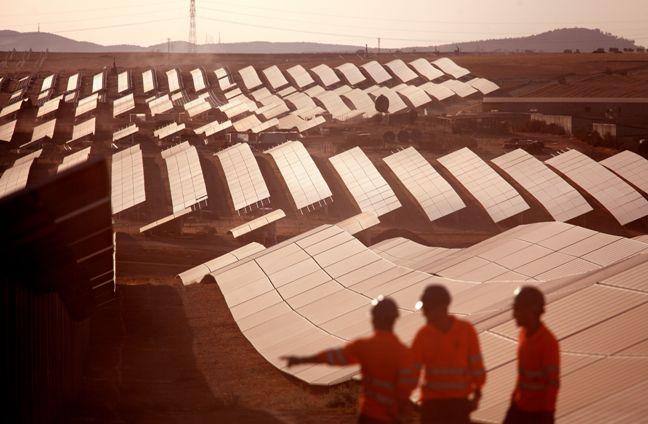 iberdrola Planta fotovoltaica Nuñez de Balboa (1)