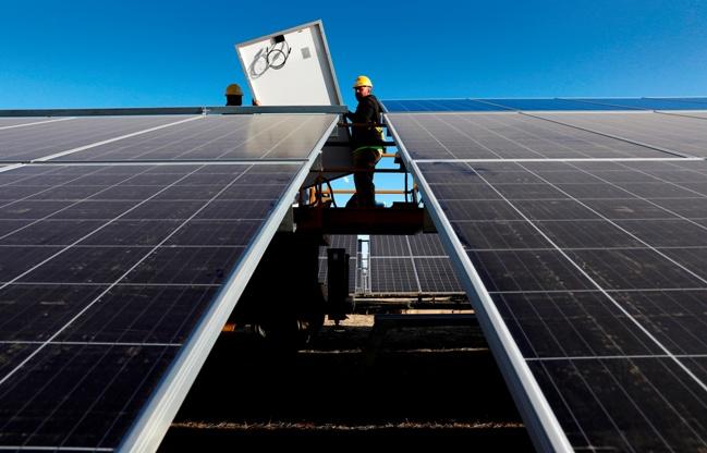 Planta fotovoltaica Nuñez de Balboa (1)