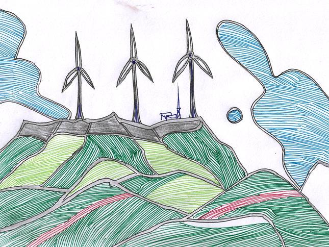 eolica montanchez